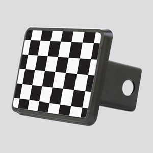 Checkered Hitch Cover
