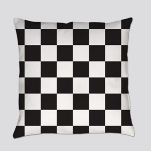 Checkered Everyday Pillow