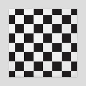 Checkered Queen Duvet