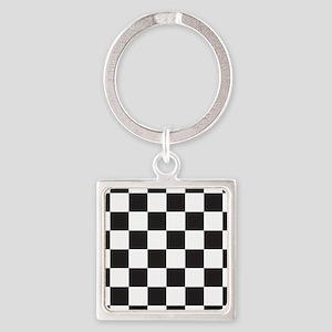 Checkered Keychains