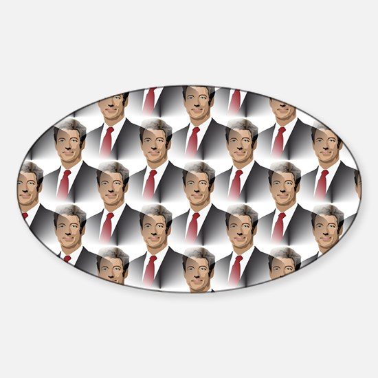 rand paul Sticker (Oval)