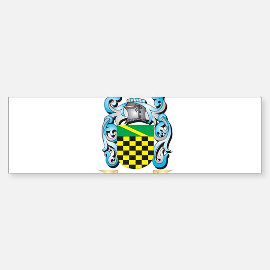 Boley Coat of Arms - Family Crest Bumper Bumper Bumper Sticker