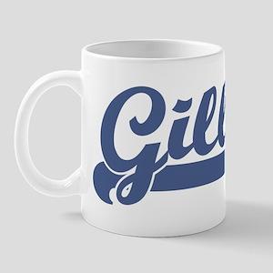 Gill (sport-blue) Mug
