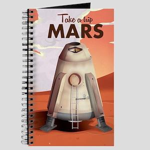 Take a Trip to Mars Journal