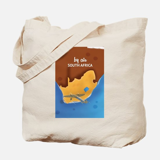 South Africa Vintage Travel poster  Tote Bag