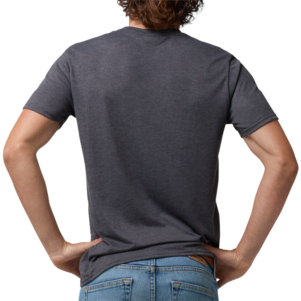CafePress-Moose-Is-Loose-Whtie-T-Shirt-Mens-Tri-blend-T-Shirt-160995250 thumbnail 3