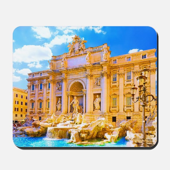 Rome, Italy - Cinque Terre Mousepad