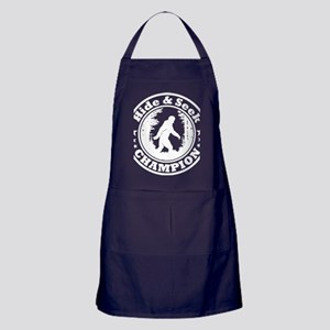 Hide and seek world champion Apron (dark)