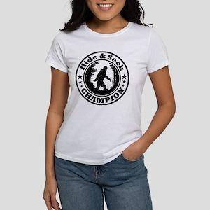 Hide and seek world champion T-Shirt