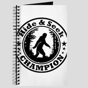 Hide and seek world champion Journal