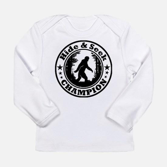 Hide and seek world champion Long Sleeve T-Shirt