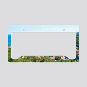 Croatia Inland License Plate Holder