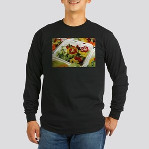 Fresh Garden Salad Long Sleeve T-Shirt