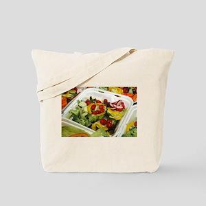 Fresh Garden Salad Tote Bag