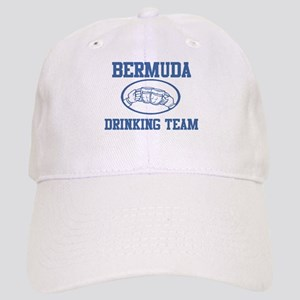 BERMUDA drinking team Cap