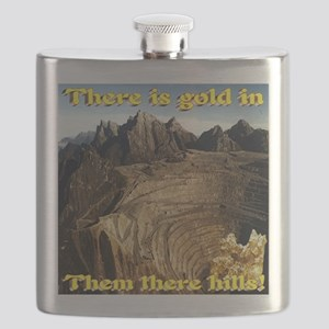 Virtual Gold Mine Flask