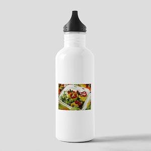 Fresh Garden Salad Stainless Water Bottle 1.0L
