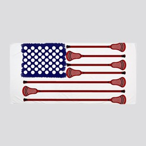 Summer Set AmericasGame Beach Towel