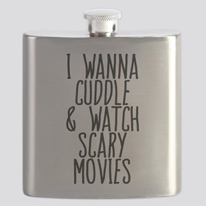 Cuddle and Watch a Movie Flask