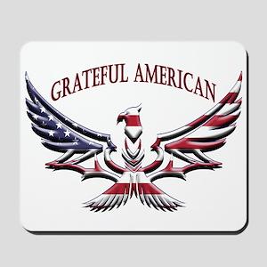 Grateful American Patriot Mousepad