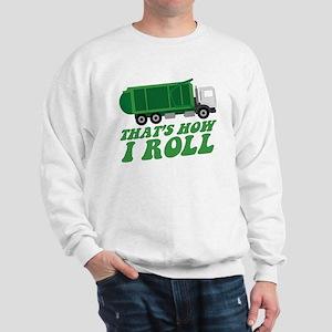 Garbage Truck Sweatshirt