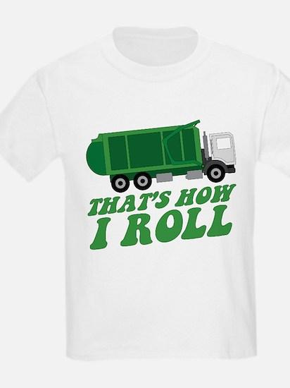 Garbage Truck T-Shirt