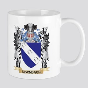 Eisenbach Coat of Arms - Family Crest Mugs