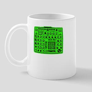 Synthi Green Mug