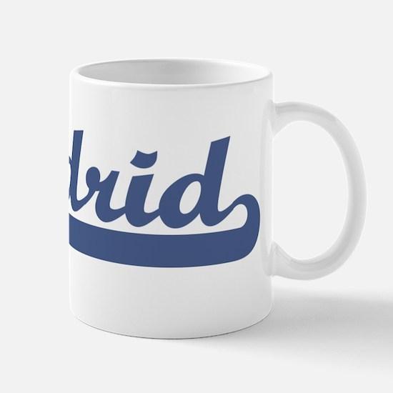 Madrid (sport-blue) Mug