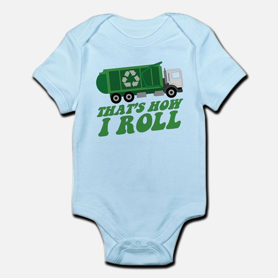 Recycling Truck Body Suit