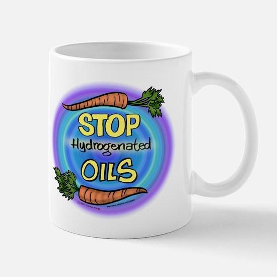 Stop Hydrogenated Oils Mug