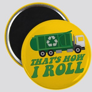 Recycling Truck Magnets