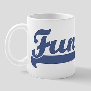 Funk (sport-blue) Mug