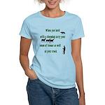 Carry Your Crook Women's Light T-Shirt
