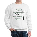 Carry Your Crook Sweatshirt