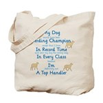 Herding Top Handler Tote Bag