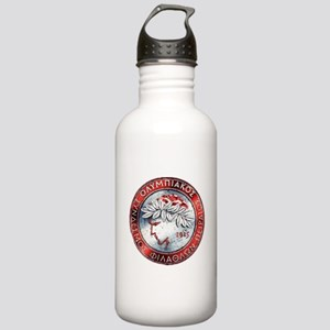 Olympiacos Red Metal Stainless Water Bottle 1.0L