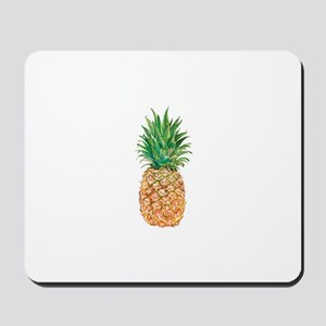 Pineapple Watercolor Mousepad