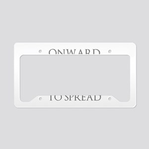ONWARD BUTTERCUP License Plate Holder