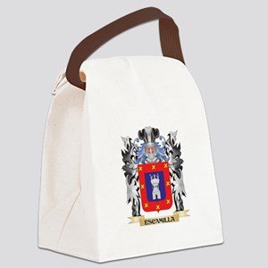Escamilla Coat of Arms - Family C Canvas Lunch Bag