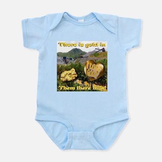 Virtual Gold Mine Philippines Infant Bodysuit