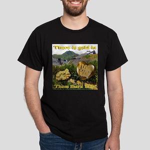 Virtual Gold Mine Philippines Dark T-Shirt