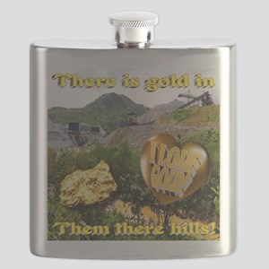 Virtual Gold Mine Philippines Flask