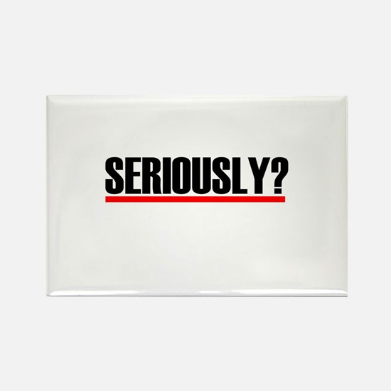 "Grey's Anatomy ""Seriously?"" Magnets"