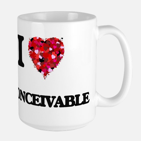 I love Inconceivable Mugs