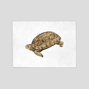 desert tortoise 5'x7'Area Rug