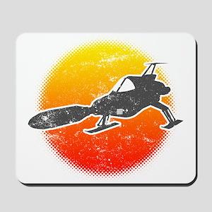 UFO Interceptor Mousepad