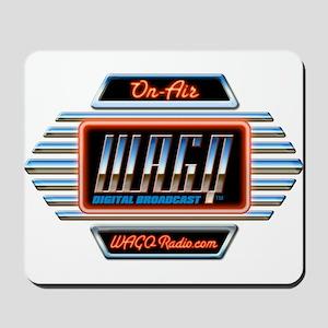 WAGQ Logo Mousepad