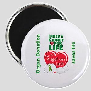 Kidney For Life Magnet