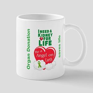 Kidney For Life Mug